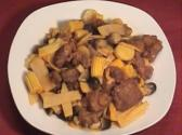 Chinese Sweet And Sour Pork With Vegetables 